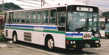 昭和自動車のエアロスター 4題_e0030537_15025.jpg