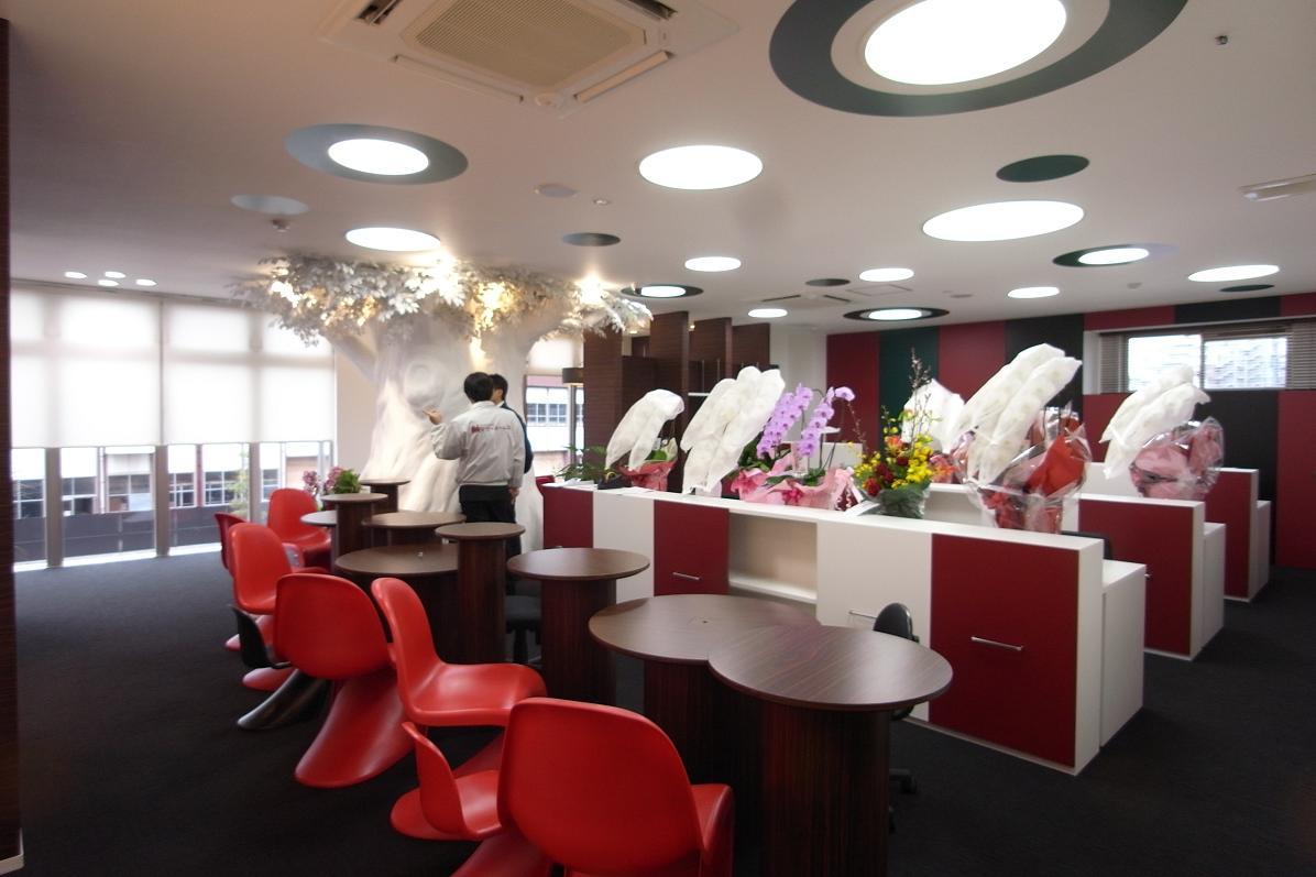 福岡市東区でオフィスが完成しました!!_c0079640_2005226.jpg