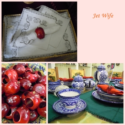 可愛いメキシコテーブル セッティング_a0254243_465478.jpg