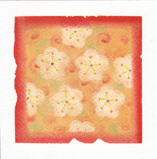 梅の花をもう一度描いてみました_f0183846_16553528.jpg