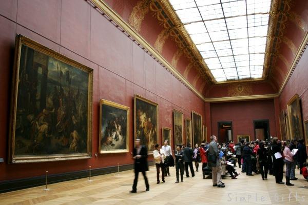 パリ 「ルーヴル美術館」 美しき憧れの『モナ・リザ』 Simple Gifts