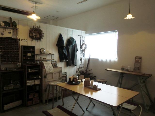 本日のoneday cafe。_a0164280_2217459.jpg