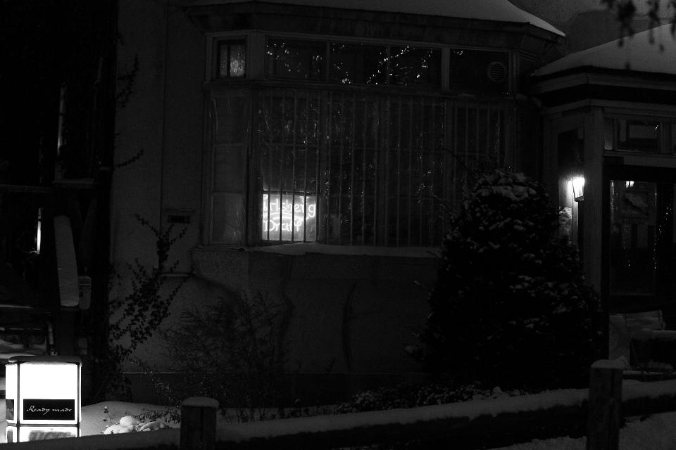 元町界隈のお店の夜顔_a0158797_20302819.jpg
