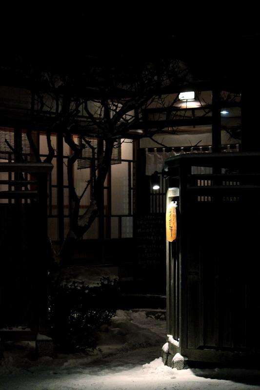 元町界隈のお店の夜顔_a0158797_205389.jpg