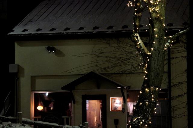 元町界隈のお店の夜顔_a0158797_20545841.jpg