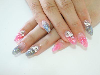 Pink ×Black_a0239065_15164257.jpg
