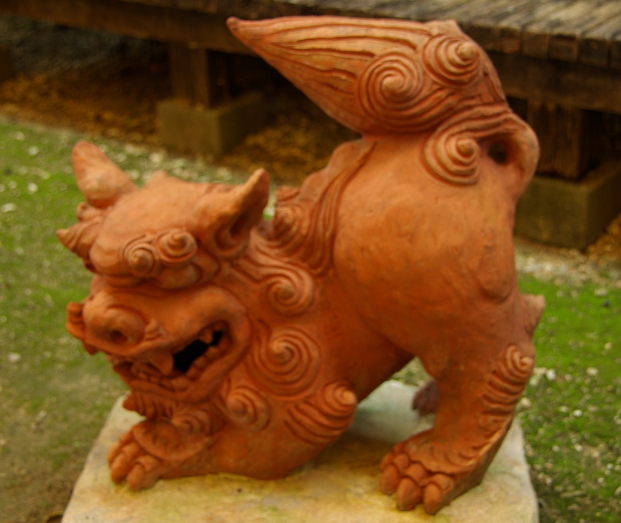 八重山のシーサーたち/Shisa of Yaeyama Islands, Okinawa_e0140365_15145776.jpg