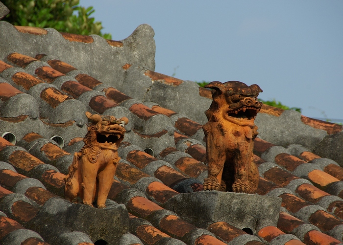 八重山のシーサーたち/Shisa of Yaeyama Islands, Okinawa_e0140365_1531856.jpg