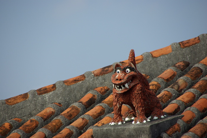 八重山のシーサーたち/Shisa of Yaeyama Islands, Okinawa_e0140365_1592634.jpg