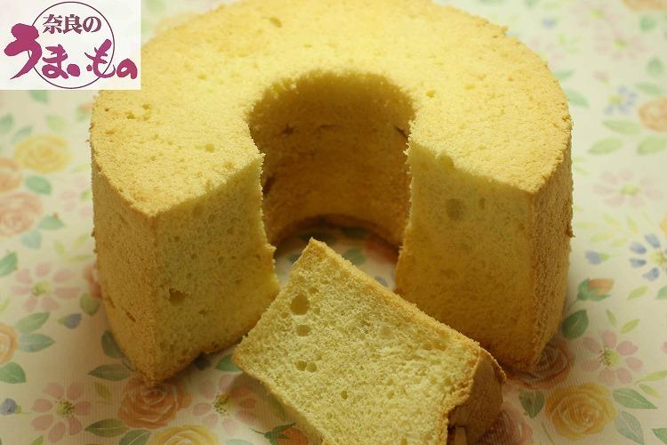 ☆米粉シフォンケーキが「奈良のうまいもの」に登録されました!!☆_a0107782_2146833.jpg