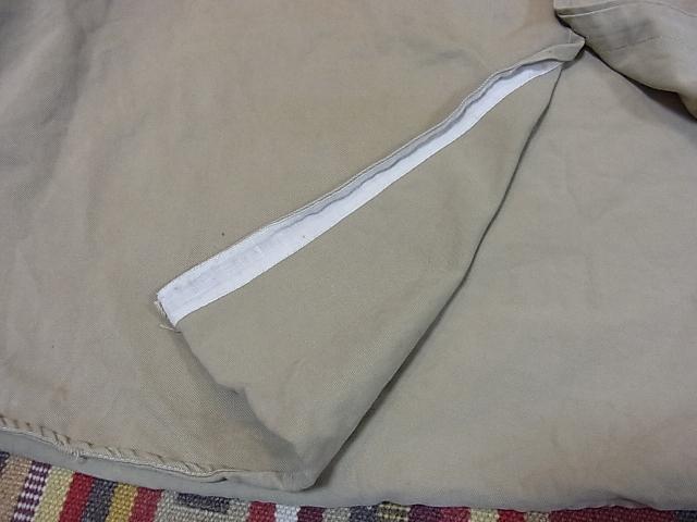 30'S チンスト コットンツイルシャツ !_c0144020_15152331.jpg