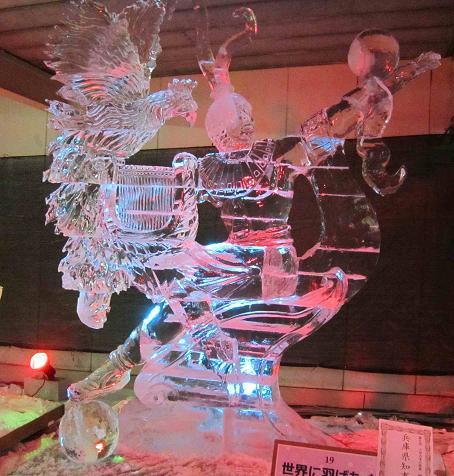 六甲山氷の祭典_b0177436_22275543.jpg