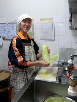 名古屋市立東陵中学校からの職場体験です。 : 石窯パンの店ダーシェンカ