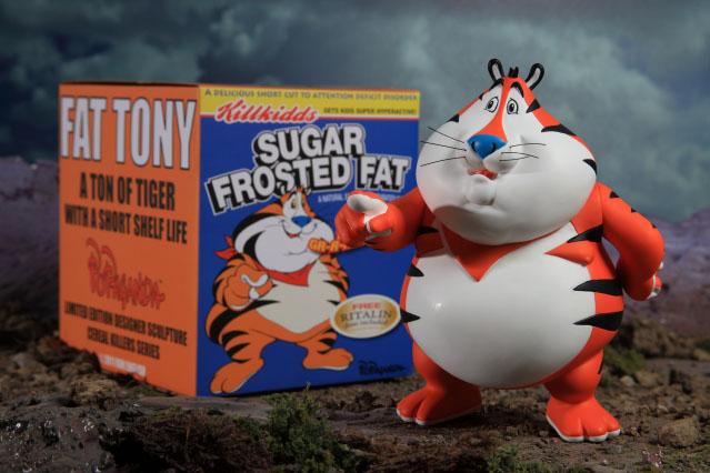 Ron EnglishのFat Tony、今度はトニー・ザ・タイガーが餌食?_a0077842_21591015.jpg