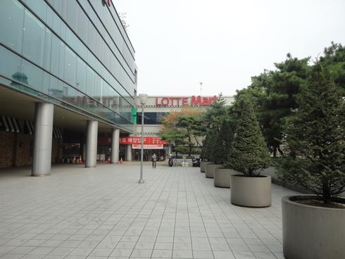 10月 1泊2日のソウル旅行 その8「ロッテマートでお買い物その1」_f0054260_5421219.jpg