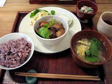 京都でお得な旬の定食 おばんざい_b0153663_17422169.jpg