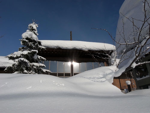 雪庇落とし、続続編_c0189970_16111458.jpg