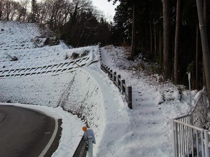 2012.1.28 中央線Southソロハイク ~低山のFlat&Longな尾根を探しに~_b0219778_20524129.jpg