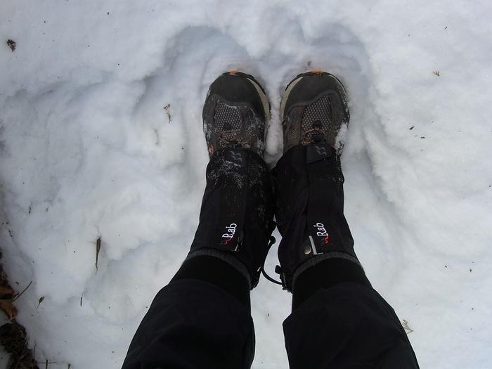 2012.1.28 中央線Southソロハイク ~低山のFlat&Longな尾根を探しに~_b0219778_20541533.jpg