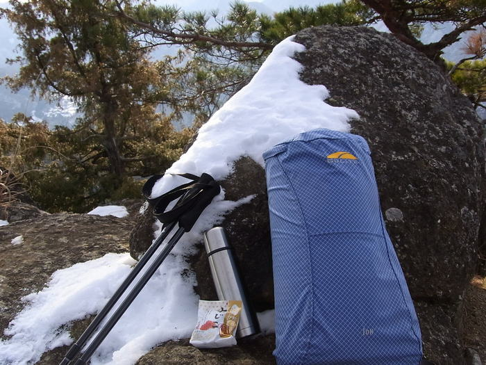 2012.1.28 中央線Southソロハイク ~低山のFlat&Longな尾根を探しに~_b0219778_2113697.jpg