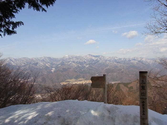 2012.1.28 中央線Southソロハイク ~低山のFlat&Longな尾根を探しに~_b0219778_2235151.jpg