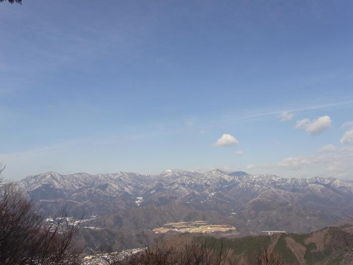 2012.1.28 中央線Southソロハイク ~低山のFlat&Longな尾根を探しに~_b0219778_22385813.jpg