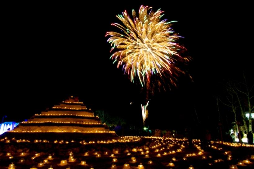 浅間高原ウインターフェスティバル2012 1日目終了_f0180878_2314017.jpg