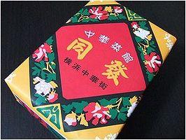 〇〇〇は中華菓子でした♪_b0067302_2495632.jpg