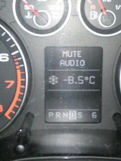 今シーズンの最低気温かも!?_e0092612_022434.jpg