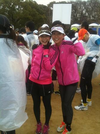 2012大阪ハーフマラソン その1_c0187025_22591212.jpg
