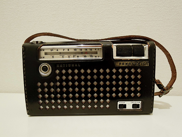トランジスタラジオ : bugscope diary