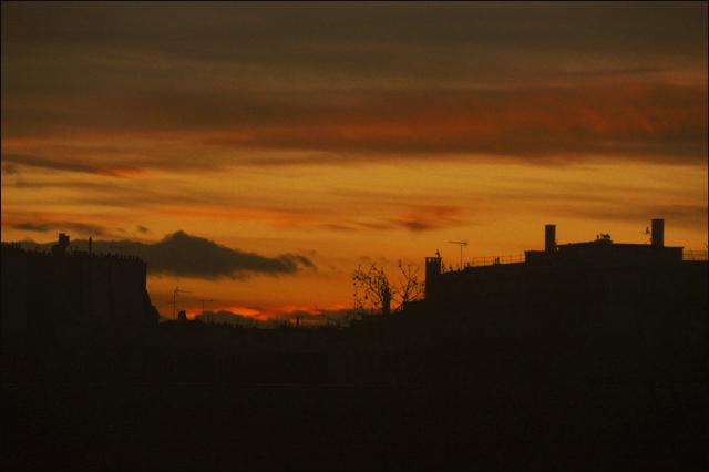 <木村伊兵衛天然色でパリを撮る、秘蔵写真でよみがえる58年前の町並み>を見て_a0031363_18374163.jpg