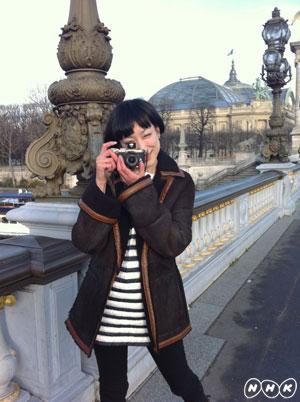 <木村伊兵衛天然色でパリを撮る、秘蔵写真でよみがえる58年前の町並み>を見て_a0031363_20102028.jpg