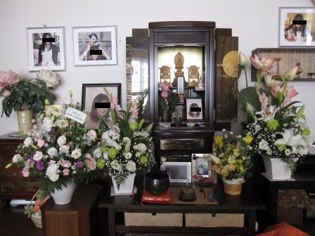 お花に囲まれて_a0243064_113702.jpg