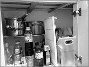 整理収納サービス実例その9(単身世帯のキッチン)_c0199166_19224588.jpg