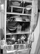 整理収納サービス実例その9(単身世帯のキッチン)_c0199166_1924093.jpg