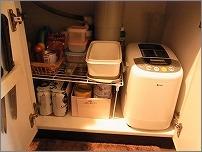整理収納サービス実例その9(単身世帯のキッチン)_c0199166_19301335.jpg