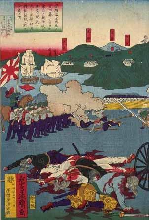 破滅へのアジェンダ 大陸との戦争迫る  平成維新で日本が戦火にまみれる日 タンポポ日記_c0139575_1404979.jpg