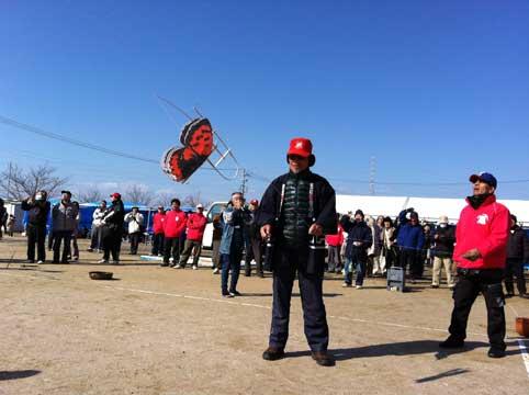 阿久比町「大凧揚げプロジェクト」初開催 プログラムの構成が ...