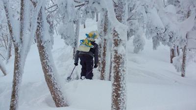 雪山登山BCスノーボード_e0173183_9584191.jpg