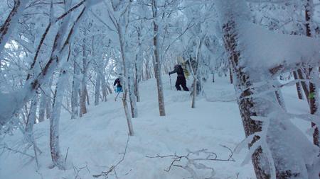 雪山登山BCスノーボード_e0173183_9585920.jpg