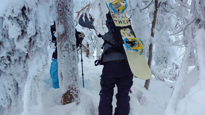 雪山登山BCスノーボード_e0173183_959930.jpg