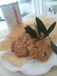 ラプティオイルの香ばしいクッキー_b0150295_1444684.jpg