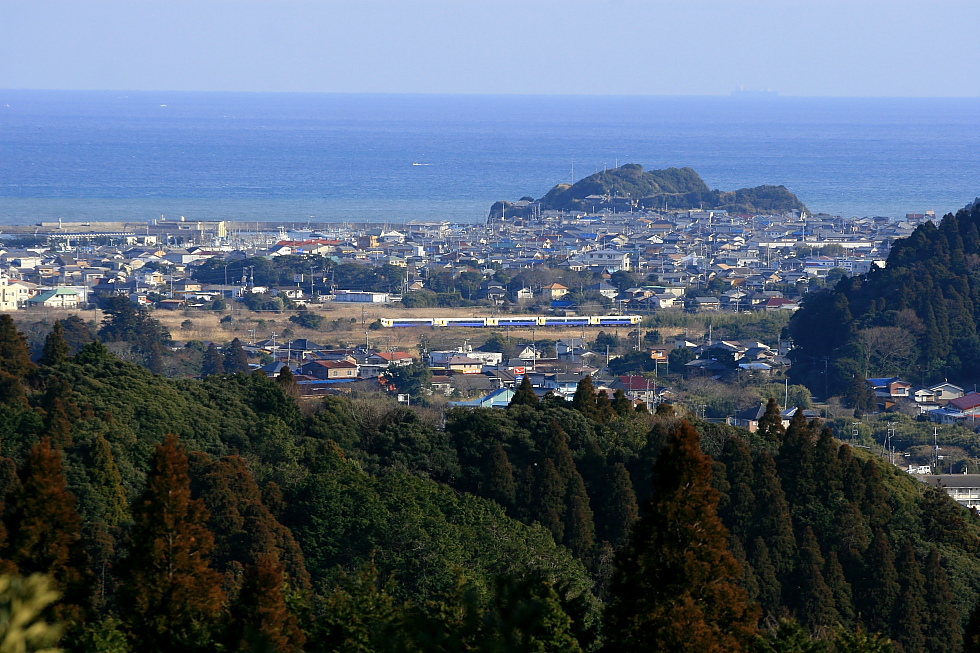 海 - 2011年・いすみ鉄道 -_b0190710_22544939.jpg