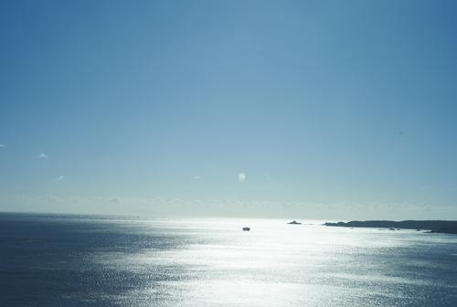 真夏のような海の色_b0212922_23553357.jpg
