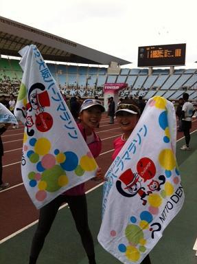 大阪ハーフマラソン その2_c0187025_20173115.jpg