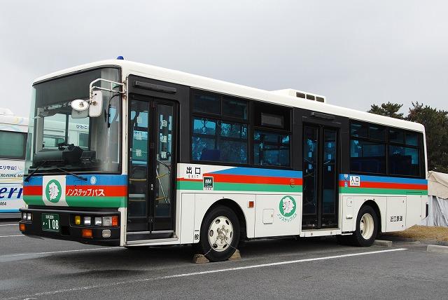 近江鉄道~日産ディーゼルRMノンステップバス~_a0164734_21323768.jpg
