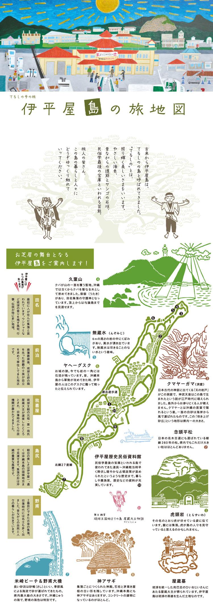 伊平屋島の子どもたちによる『琉球王国始まりの島 屋蔵大主物語』_c0191542_18364353.jpg