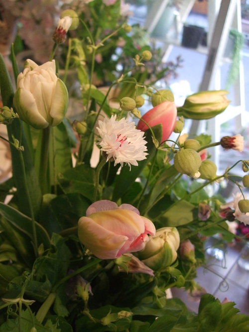 オークリーフ花の教室(加田さんの作品)_f0049672_17385254.jpg