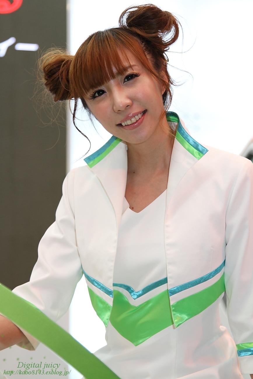 美咲由花 さん(興和テムザック株式会社 ブース)_c0216181_1125065.jpg